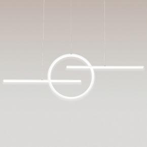 Подвесной светодиодный светильник Mantra Kitesurf 7190