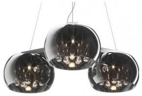 Подвесной светильник Zumaline Crystal P0076-03R-F4FZ