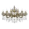 Интерьерная настольная лампа Lucca E 4.1.5.300 CG
