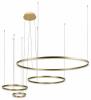 Подвесной светодиодный светильник Loft IT Bolle 2029-P6