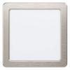Встраиваемый светодиодный светильник Eglo Fueva 99184