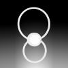 Подвесной светодиодный светильник Maytoni Rim MOD058PL-L65BS4K