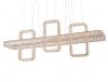 Подвесной светодиодный светильник Newport 8233+1/S chrome М0064705