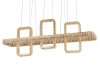 Подвесной светодиодный светильник Newport 8233+1/S gold М0064707