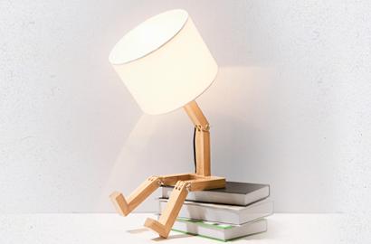 Настольные лампы в современном стиле