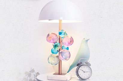 Светодиодные настольные лампы для детской